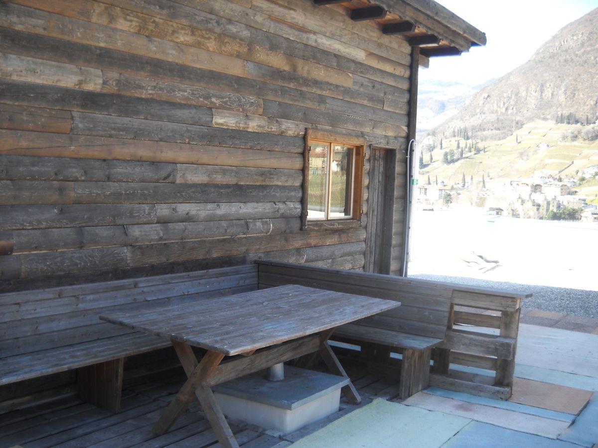 Locazione bolzano living kampill livingkampill for Aprire il concetto di soggiorno